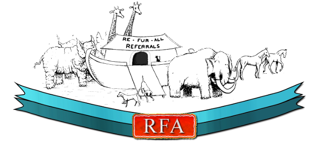Re-Fur-All Referrals Logo